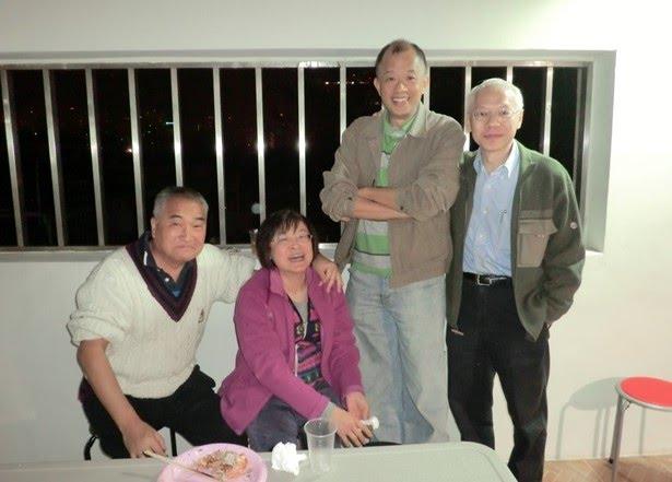 客屬同鄉:徐六郎、林月英、許友明、田榮先